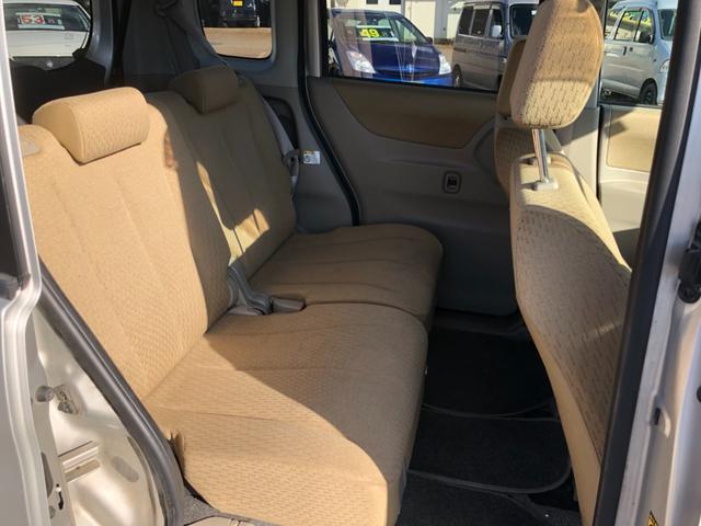 L 4WD 純正CDオーディオ シートヒーター 社外アルミホイール 両側スライドドア スマートキー(21枚目)