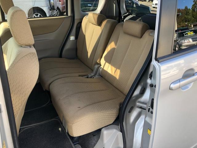 L 4WD 純正CDオーディオ シートヒーター 社外アルミホイール 両側スライドドア スマートキー(23枚目)
