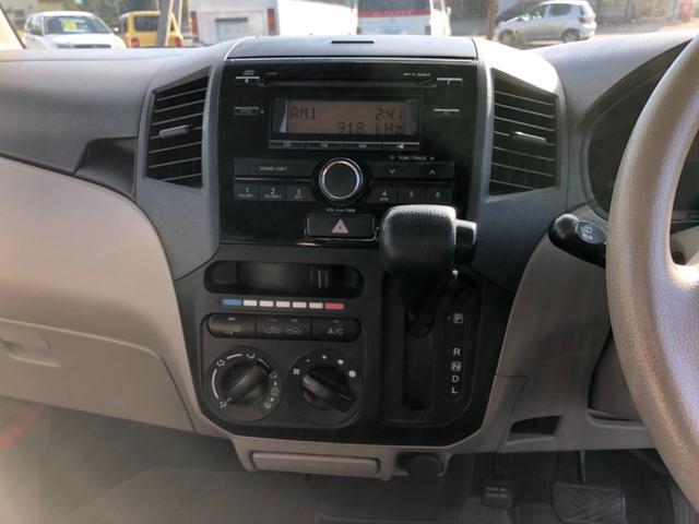 L 4WD 純正CDオーディオ シートヒーター 社外アルミホイール 両側スライドドア スマートキー(28枚目)