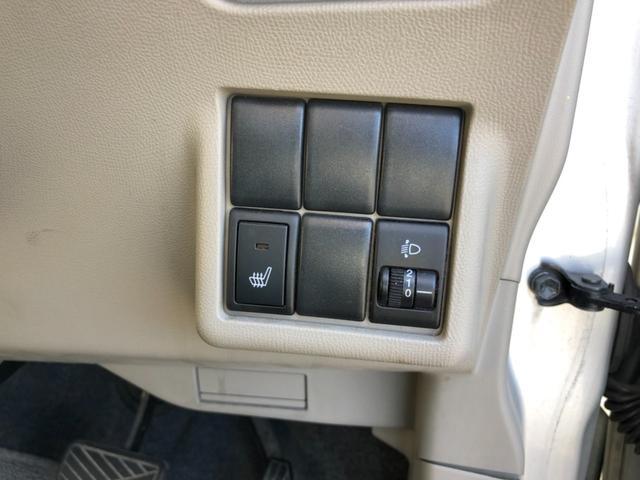 L 4WD 純正CDオーディオ シートヒーター 社外アルミホイール 両側スライドドア スマートキー(37枚目)