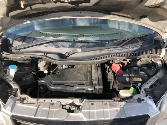 L 4WD 純正CDオーディオ シートヒーター 社外アルミホイール 両側スライドドア スマートキー(43枚目)