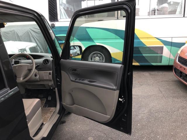 X 4WD オートエアコン 純正CDオーディオ スマートキー 片側スライドドア(19枚目)