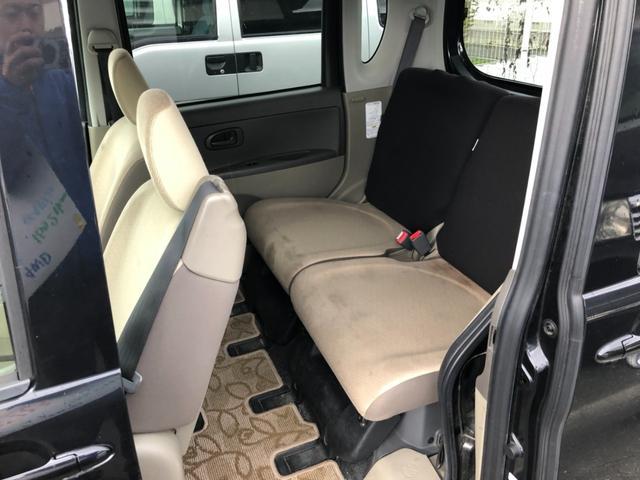 X 4WD オートエアコン 純正CDオーディオ スマートキー 片側スライドドア(23枚目)