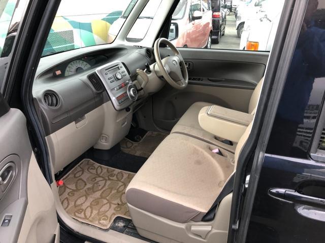 X 4WD オートエアコン 純正CDオーディオ スマートキー 片側スライドドア(24枚目)