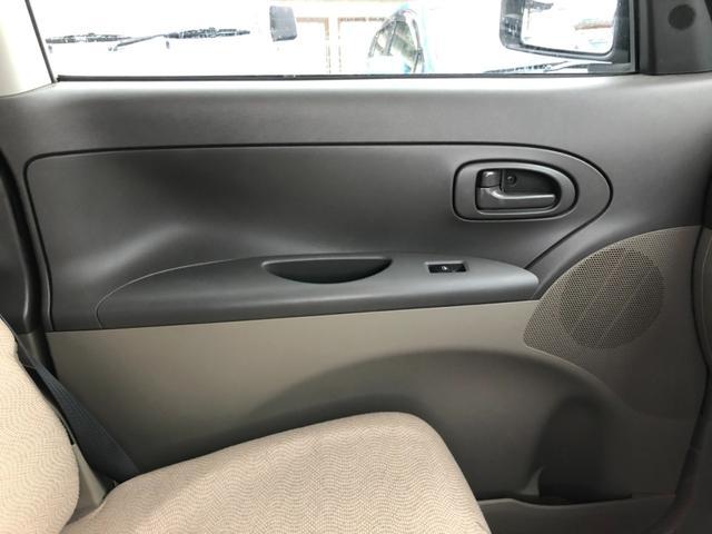 X 4WD オートエアコン 純正CDオーディオ スマートキー 片側スライドドア(34枚目)
