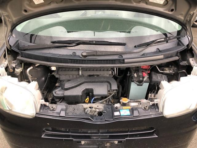 X 4WD オートエアコン 純正CDオーディオ スマートキー 片側スライドドア(37枚目)
