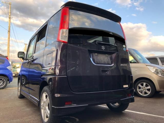 XS HIDヘッドランプ フォグランプ ウィンカーミラー 社外CDオーディオ 社外アルミホイール オートエアコン プッシュスタート スマートキー 片側パワースライドドア(8枚目)
