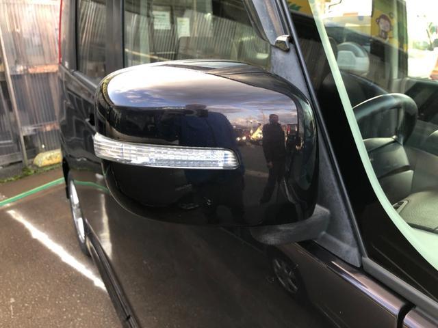 XS HIDヘッドランプ フォグランプ ウィンカーミラー 社外CDオーディオ 社外アルミホイール オートエアコン プッシュスタート スマートキー 片側パワースライドドア(15枚目)
