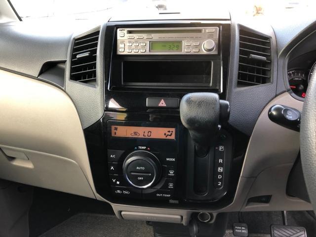 XS HIDヘッドランプ フォグランプ ウィンカーミラー 社外CDオーディオ 社外アルミホイール オートエアコン プッシュスタート スマートキー 片側パワースライドドア(28枚目)