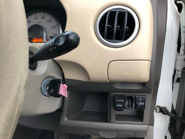 G 2WD オートマ エアコン キーレス 純正ラジオ(33枚目)