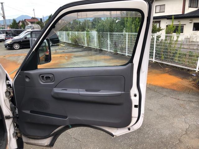 4WD 純正ラジオ エアコン パワステ パートタイム式4WD 運転席側パワーウィンドウ(18枚目)
