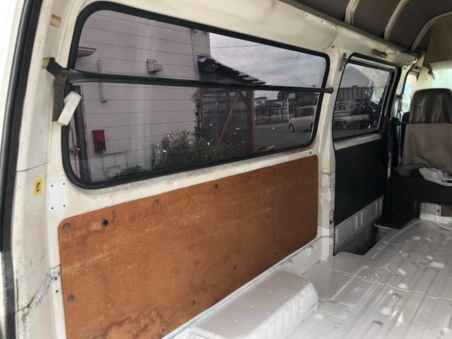 4WD 純正ラジオ エアコン パワステ パートタイム式4WD 運転席側パワーウィンドウ(26枚目)