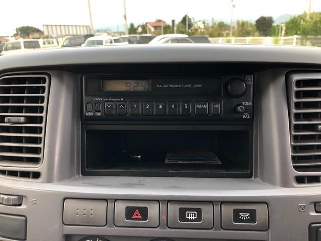 4WD 純正ラジオ エアコン パワステ パートタイム式4WD 運転席側パワーウィンドウ(35枚目)