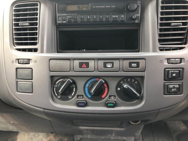 4WD 純正ラジオ エアコン パワステ パートタイム式4WD 運転席側パワーウィンドウ(36枚目)