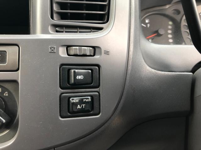 4WD 純正ラジオ エアコン パワステ パートタイム式4WD 運転席側パワーウィンドウ(38枚目)