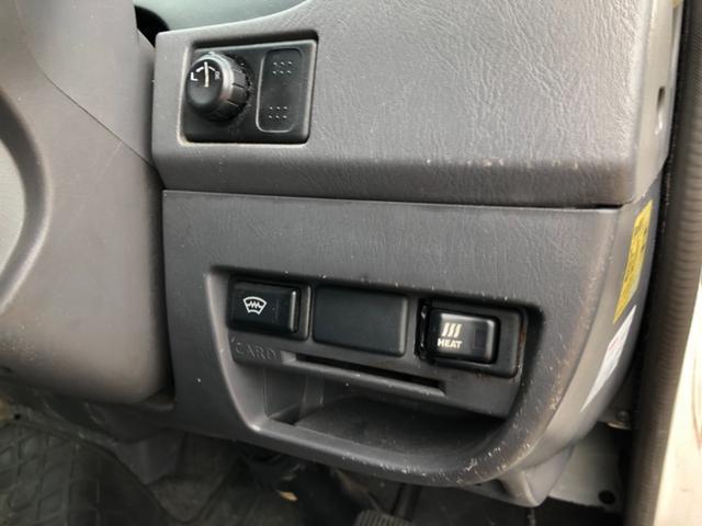 4WD 純正ラジオ エアコン パワステ パートタイム式4WD 運転席側パワーウィンドウ(41枚目)