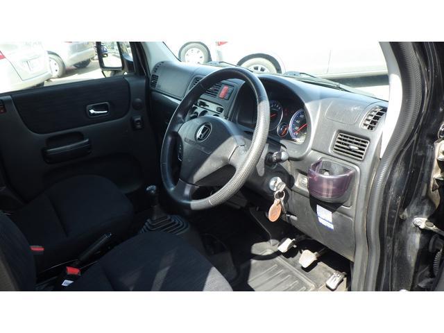 L・スタイリッシュパッケージ 4WD 5速マニュアル車 CDオーディオ リアカメラ ETC 13インチ純正アルミホイール キーレスエントリー スライドドア(15枚目)