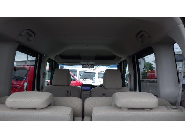 G・Lパッケージ 4WD メモリーナビ フルセグ CD/DVD再生 Bluetooth接続 バックカメラ ETC 両側電動スライドドア 14インチ社外アルミホイール HIDヘッドライト スマートキー(33枚目)