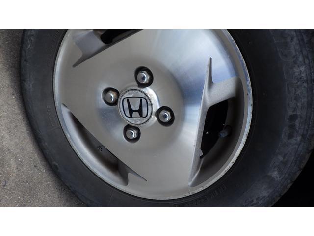 ターボ ターボSパッケージ 4WD CDオーディオ 両側スライドドアドア 13インチ純正アルミホイール(10枚目)