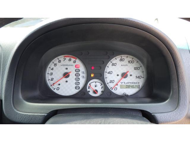 ターボ ターボSパッケージ 4WD CDオーディオ 両側スライドドアドア 13インチ純正アルミホイール(13枚目)