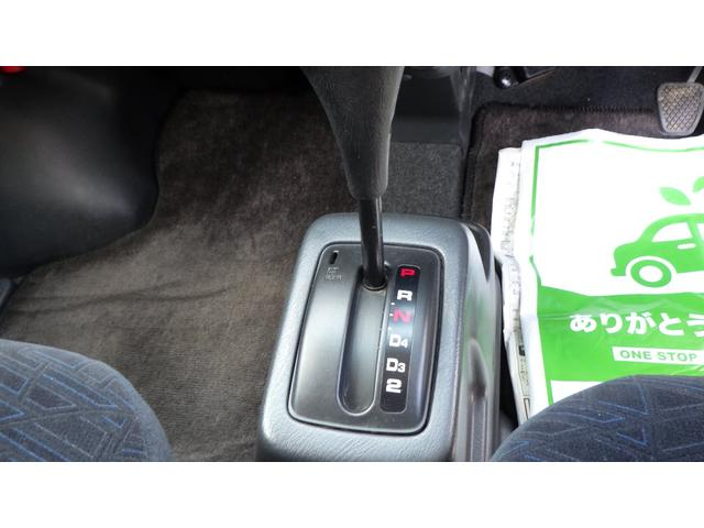 ターボ ターボSパッケージ 4WD CDオーディオ 両側スライドドアドア 13インチ純正アルミホイール(16枚目)