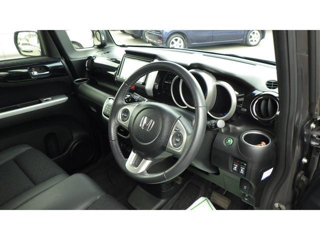 G・ターボLパッケージ 4WD ナビ フルセグ CD/DVD再生 バックカメラ クルーズコントロール 両側電動スライドドア HIDヘッドライト シートヒーター 15インチ純正アルミホイール ETC スマートキー(15枚目)