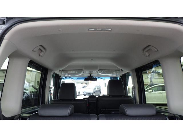 G・ターボLパッケージ 4WD ナビ フルセグ CD/DVD再生 バックカメラ クルーズコントロール 両側電動スライドドア HIDヘッドライト シートヒーター 15インチ純正アルミホイール ETC スマートキー(32枚目)