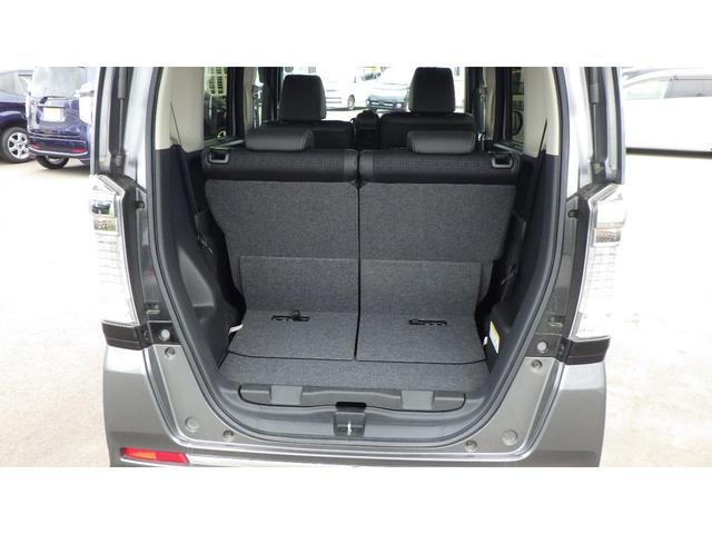 G・ターボLパッケージ 4WD ナビ フルセグ CD/DVD再生 バックカメラ クルーズコントロール 両側電動スライドドア HIDヘッドライト シートヒーター 15インチ純正アルミホイール ETC スマートキー(33枚目)