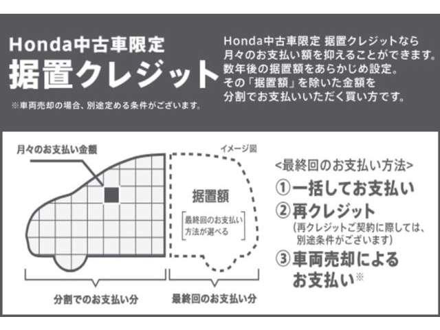ハイブリッドRS・ホンダセンシング 純正メモリーインターナビ(3枚目)