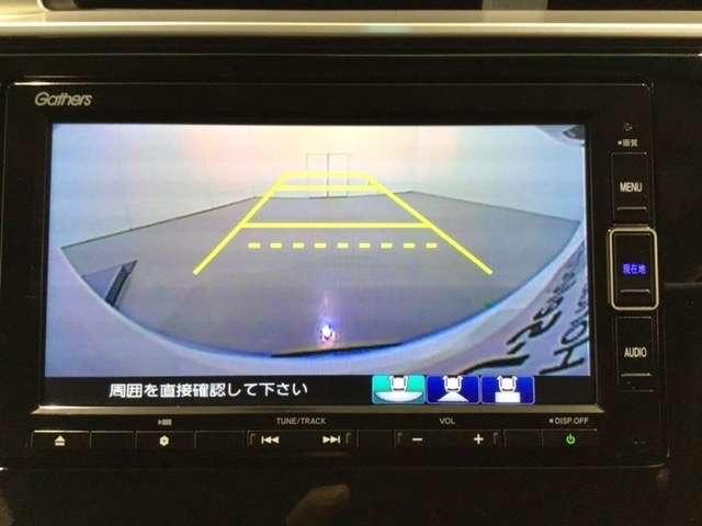 13G・L ホンダセンシング 純正メモリーインターナビ バックカメラ(7枚目)