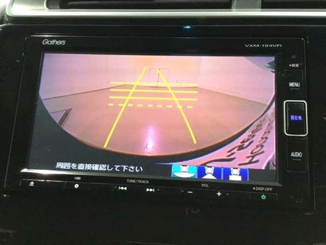 Fパッケージ コンフォートエディション 純正メモリーインターナビ バックカメラ(10枚目)