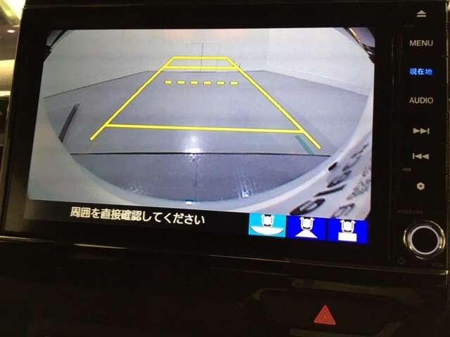 G・Lホンダセンシング 純正メモリーインターナビ バックカメラ(8枚目)