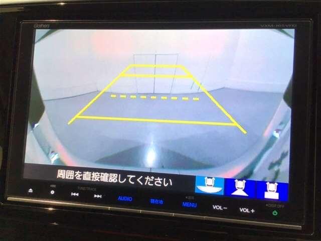 ハイブリッドアブソルート・ホンダセンシングEXパック 純正メモリーインターナビ バックカメラ(7枚目)