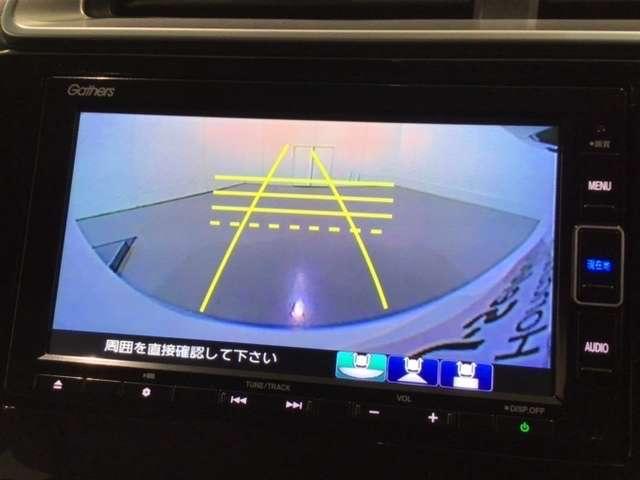 13G・L ホンダセンシング 純正メモリーインターナビ バックカメラ(11枚目)