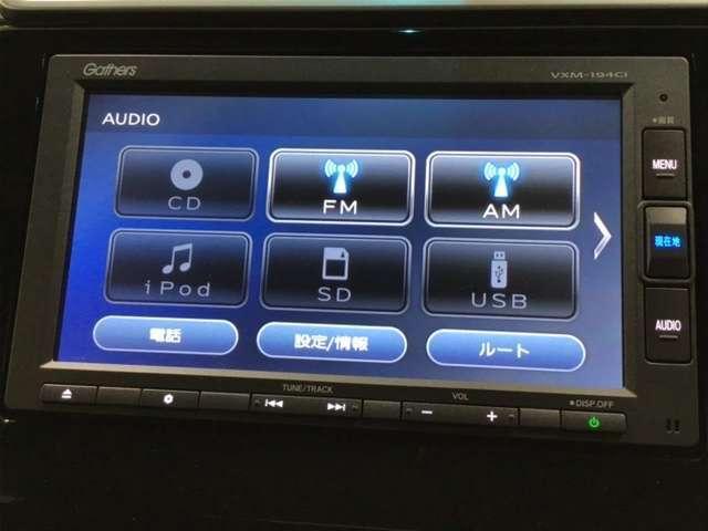 13G・F 純正ナビ/Rカメラ/Bluetooth/ドラレコ(9枚目)
