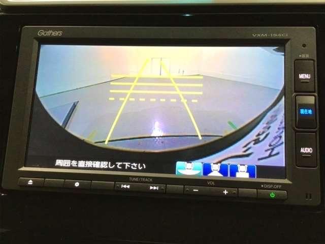 13G・F 純正ナビ/Rカメラ/Bluetooth/ドラレコ(10枚目)