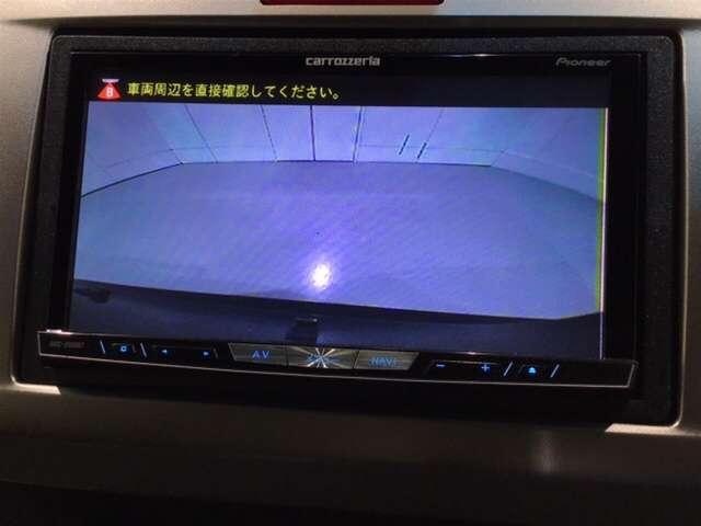 ジャストセレクション カロッツェリア製HDDナビ/Rカメラ/両側PSD(10枚目)