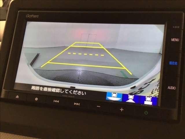Lホンダセンシング 純正メモリーインターナビ バックカメラ(11枚目)