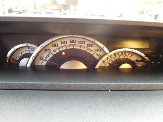 G SA ターボ 社外ナビ/TV 4WD アイドリングストップ オートライト 純正アルミ バックカメラ フロントカメラ シートシーター 両側パワースライドドア 横滑り防止 HID(13枚目)