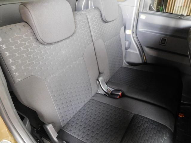 G SA ターボ 社外ナビ/TV 4WD アイドリングストップ オートライト 純正アルミ バックカメラ フロントカメラ シートシーター 両側パワースライドドア 横滑り防止 HID(24枚目)