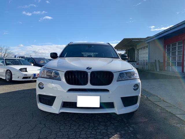 「BMW」「X3」「SUV・クロカン」「岩手県」の中古車2