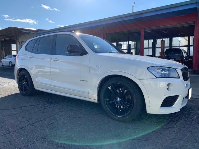 「BMW」「X3」「SUV・クロカン」「岩手県」の中古車3