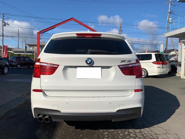 「BMW」「X3」「SUV・クロカン」「岩手県」の中古車6