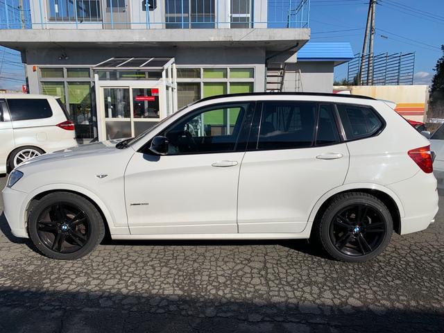 「BMW」「X3」「SUV・クロカン」「岩手県」の中古車8