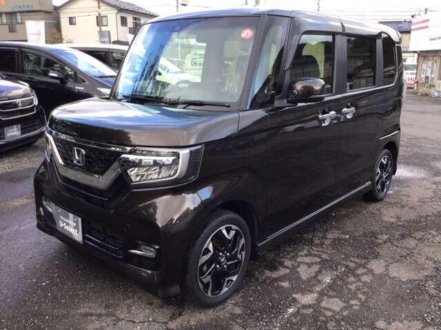 「ホンダ」「N-BOX」「コンパクトカー」「岩手県」の中古車7