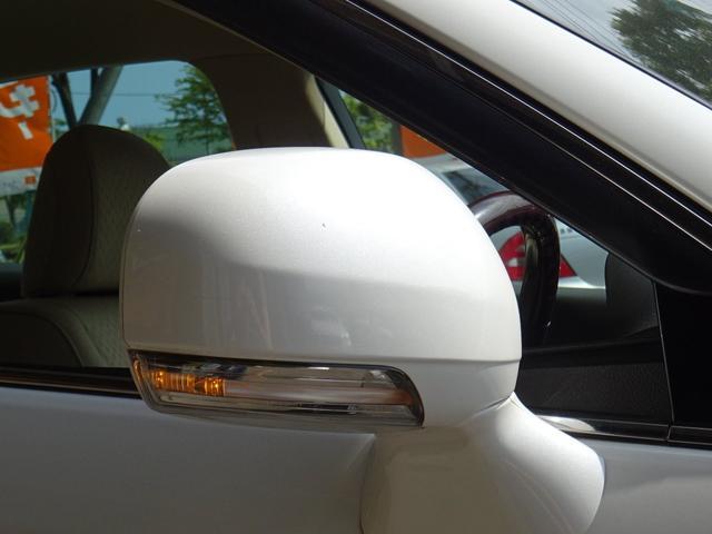 ドアミラーウィンカーは標準装備です!