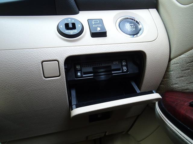 運転席右側にETCが収納されております!
