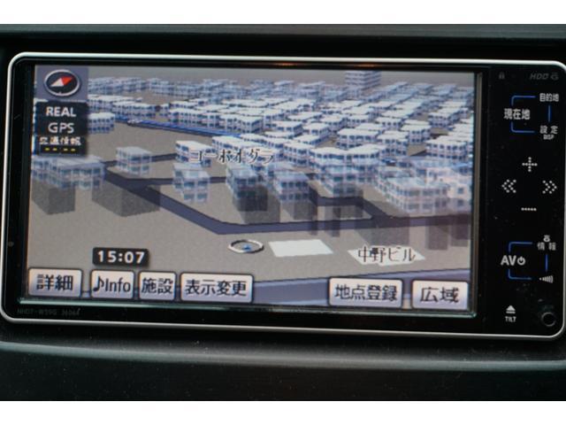 エアリアル 純正HDDナビ Bluetooth スマートキー ETC HID バックカメラ 純正18AW 1年保証付(5枚目)