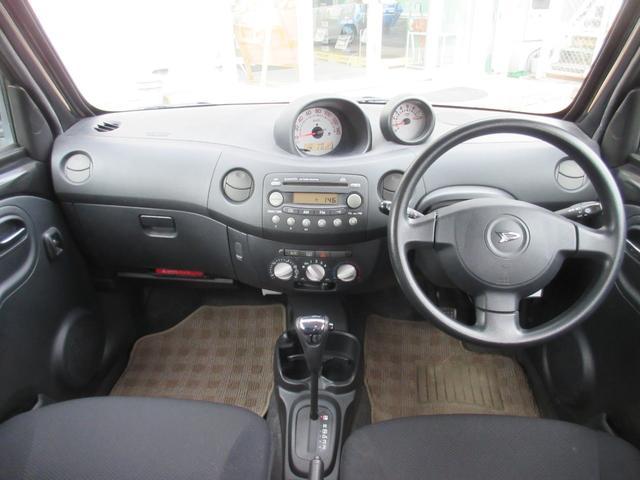 カスタム 4WD 純正オーディオ フォグライト キーレス 電動格納式ドアミラー ライトレベライザー 社外アルミ 盗難防止装置(6枚目)