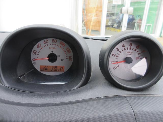 カスタム 4WD 純正オーディオ フォグライト キーレス 電動格納式ドアミラー ライトレベライザー 社外アルミ 盗難防止装置(11枚目)